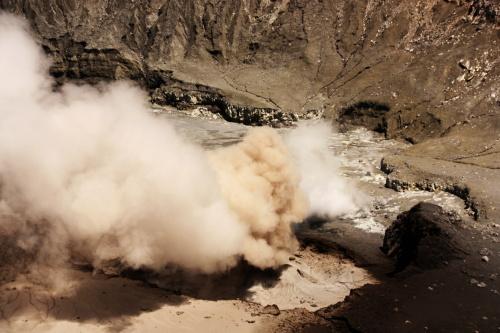 03/19 Volcán Poás