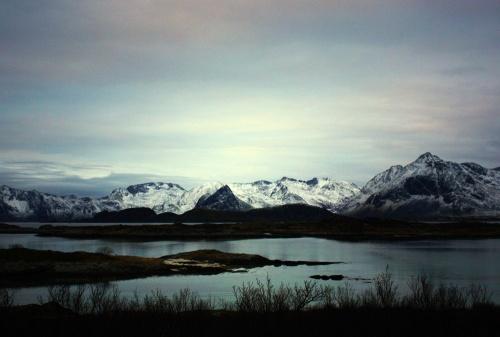 11/14 Norsko II – Lofoten ostrovy